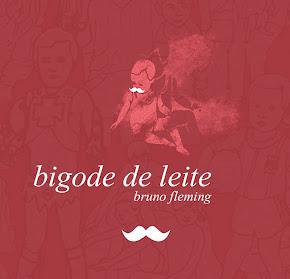 Bruno Fleming - Bigode de Leite (Folha de Hortelã) Disco 02
