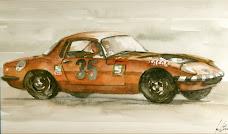 Lotus Elan S2, 1967