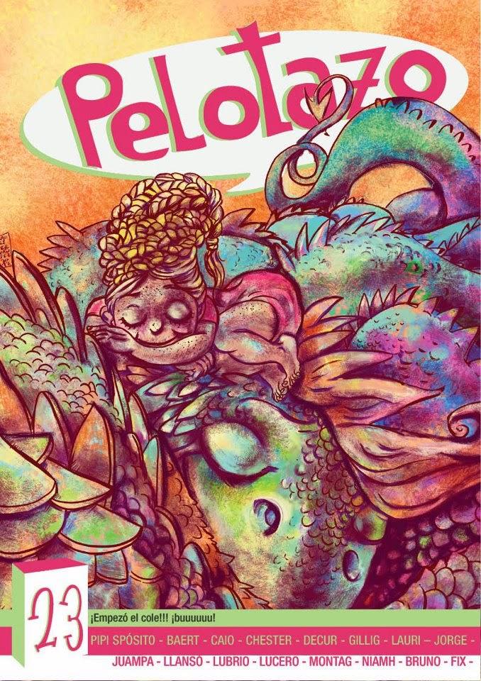 Pelotazo - Número 23 (Arg - 2012)