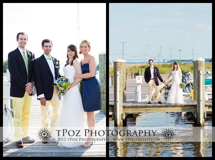 Wedding Photos Gibson Island Yacht Club