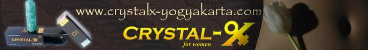 Pusat Crystal X Yogyakarta