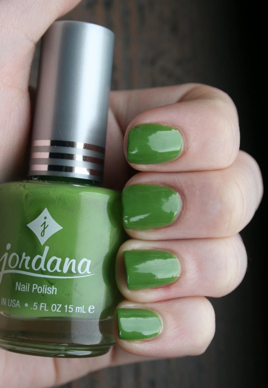 Jordana Rich Green Swatch