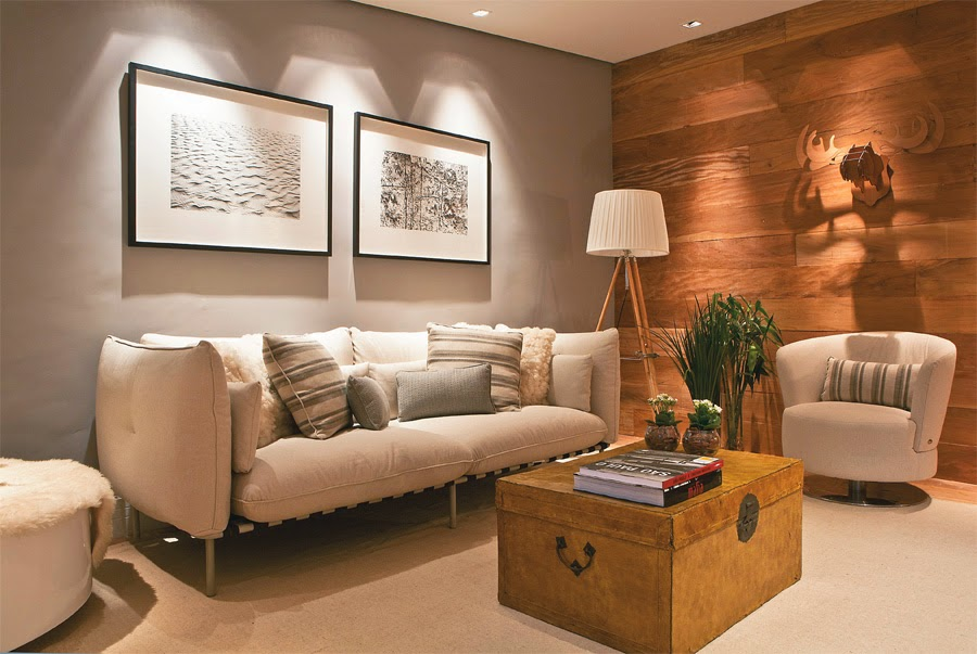 Fondos de pared de living decoracion for Disenos de salas modernas 2016