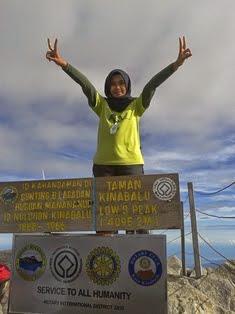 Kinabalu : Low's Peak
