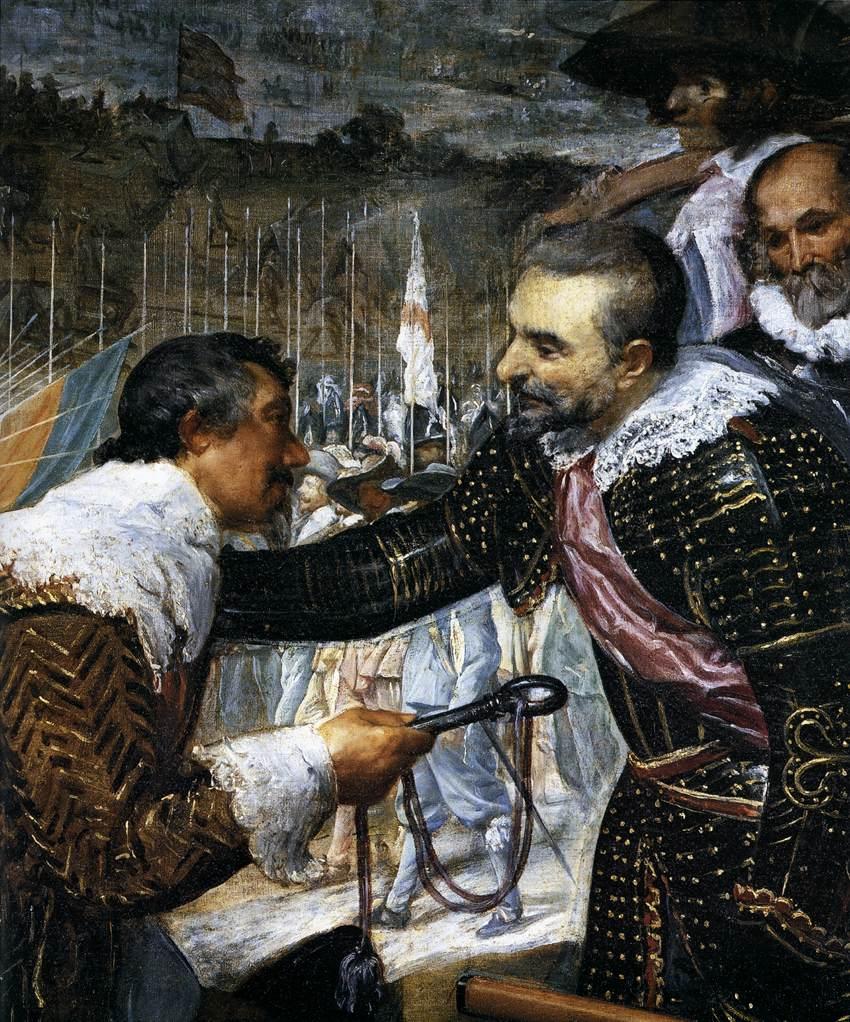 Resultado de imagen de rendicion de breda 1637