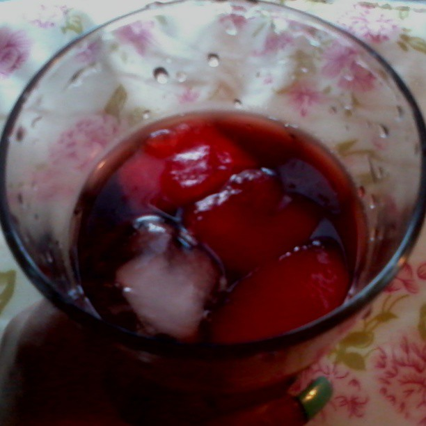 how to make refreshing fruit punch