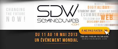 Webdays : Le Sénégal, le Gabon et la Cote d'ivoire au rendez-vous de la semaine du Web ~ Sénégal Médias