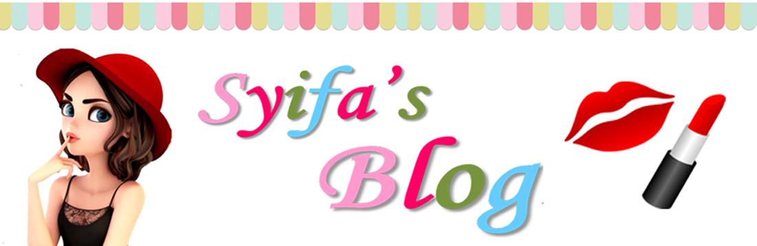 Blog Syifa