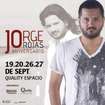 FESTEJA LOS 10 AÑOS !!! 19 -20 - 26 Y 27 DE SETIEMBRE - QUALITY ESPACIO - CORDOBA