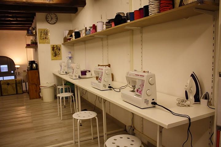 El taller de costura y lencer a - El taller de pinero ...
