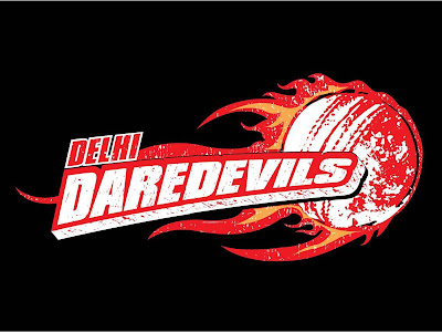 Indian Premier league Team Delhi Dardevils Logo