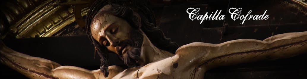 Capilla Cofrade. Noticias Semana Santa de Baeza