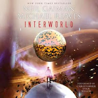 cover of Interworld by Neil Gaiman and Michael Reaves