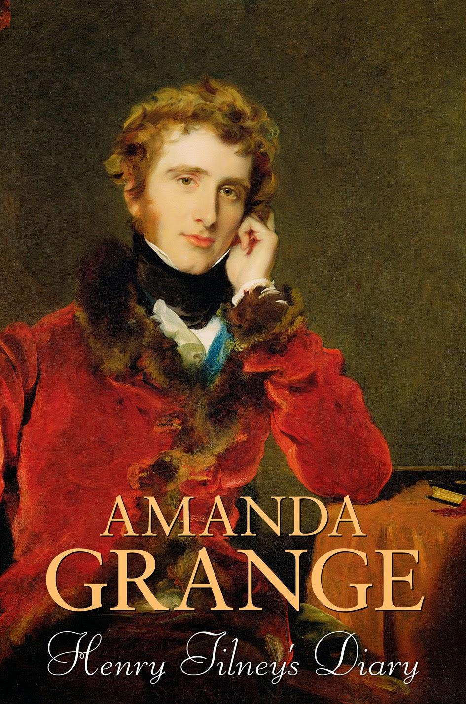 Book Cover - Henry Tilney's Diary by Amanda Grange
