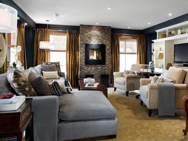 Interior Design Ideas Long Narrow Living Room
