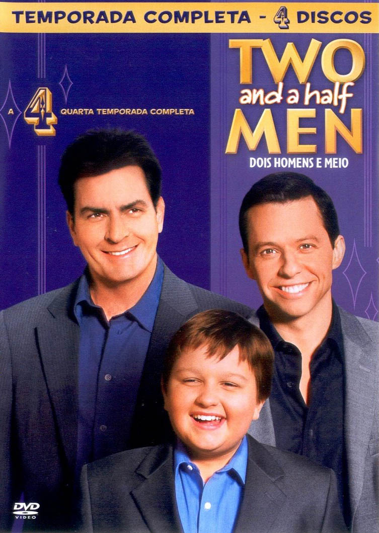 Dois Homens e Meio 4ª Temporada Torrent – BluRay 720p Dual Áudio (2006)