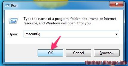 cách tăng tốc windows chạy nhanh