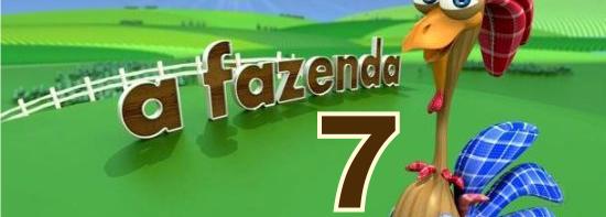 Estreia A Fazenda 7