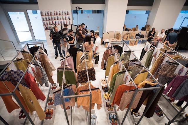 MFShow Men S/S 16 El Corte Ingles Solo IO Garcia Madrid menstyle tendencias men Esencia Trendy luxe runway pasarela menswear sport