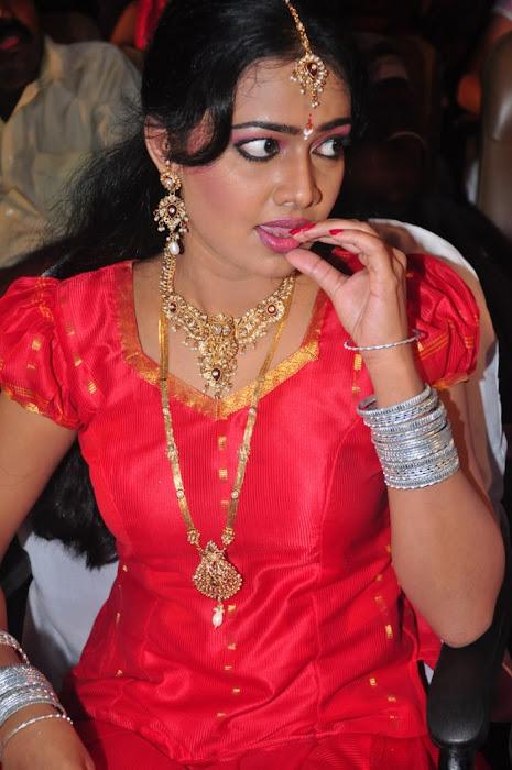 divya vishwanath @ puli vesham audio launch hot photoshoot