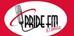 "Click BANNER BELOW to Listen TO ""PRIDE FM"" Live"