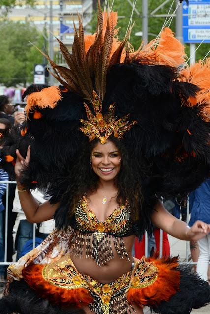 Zomercarnaval 2013 Samba