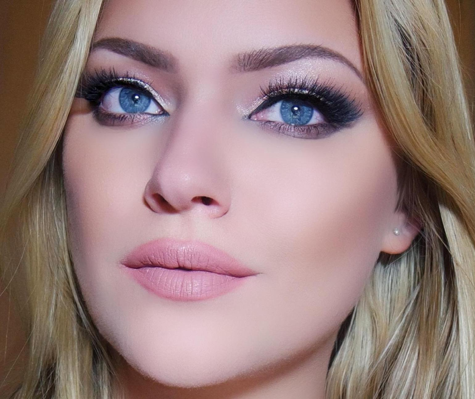 Makeup by Myrna - Beauty Blog: Easy & wearable smokey eye for ...