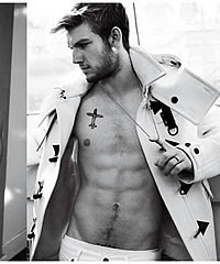 alex pettyfer tattoo