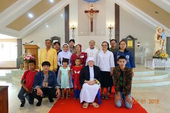 วันอังคาร สัปดาห์ที่ 3 เทศกาลธรรมดา: ครอบครัวของพระเจ้า