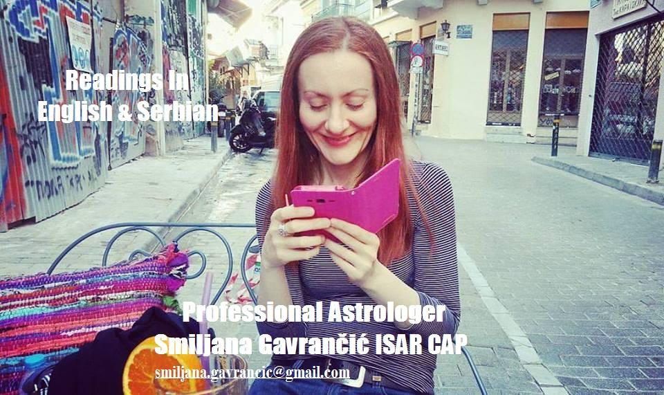 Astrolog Smiljana Gavrančić
