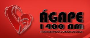 Rádio Ágape AM de Balsa Nova PR ao vivo