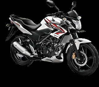 Foto Honda CB150R Putih