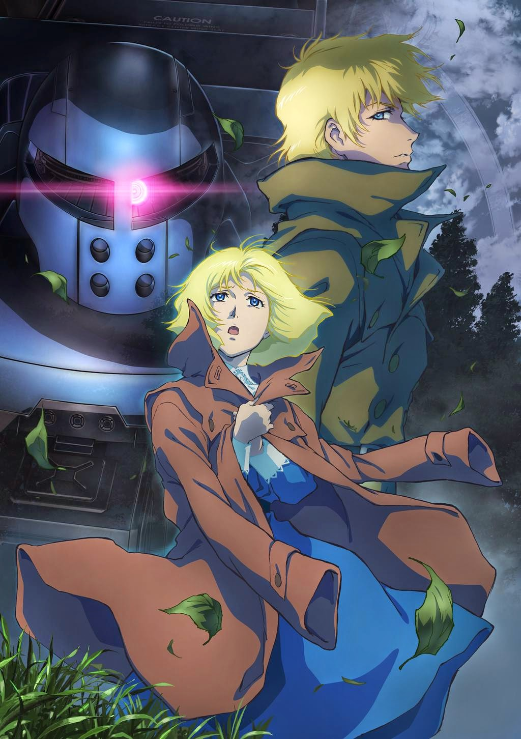 GUNDAM THE ORIGIN: DISPONIBILE IL TRAILER DEL SECONDO CAPITOLO DELL'ANIME, KANASHIMI NO ARTESIA