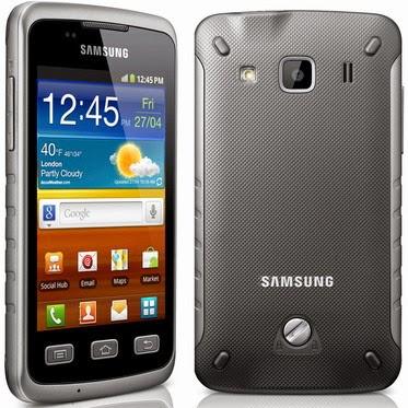 Gambar dan harga Samsung Galaxy Xcover 3
