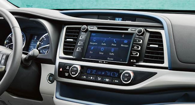 2017 Toyota Highlander Hybrid Limited Redesign