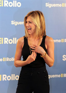 Jennifer Aniston new medium length hairstyles