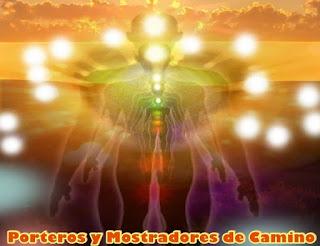 A los Trabajadores de la Luz que están en este momento en la Tierra, les es particularmente importante permanecer abiertos a todas las facetas del Proceso Divino, para que permanezcan conscientes que todo está bien, ya que son los Porteros y Mostradores del Camino.