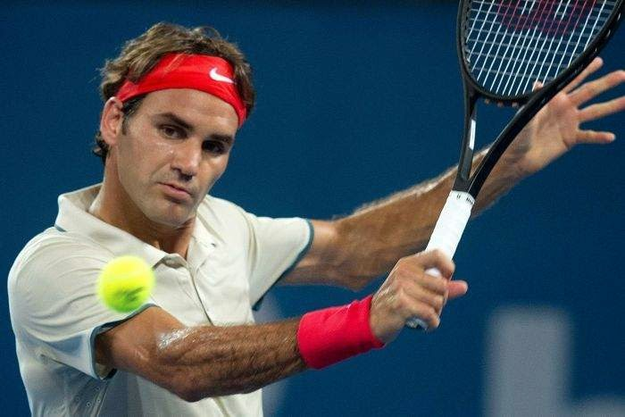 Federer-Sock