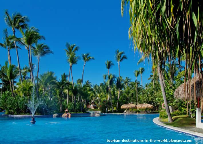 Piscina - Paradisus Punta Cana Resort