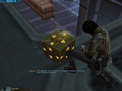 SWTOR - Touching Datacron