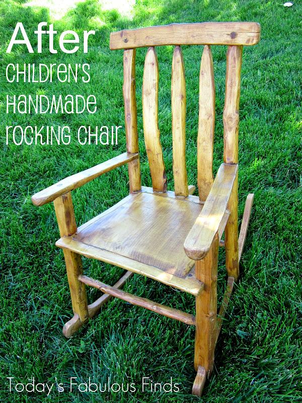 pecan handmade rocking custom texas in pecanrocker chair rocker