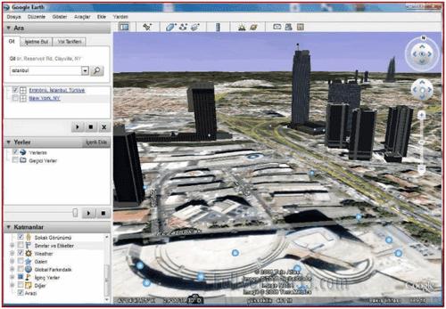 Google Earth Pro 7.1.7.2600