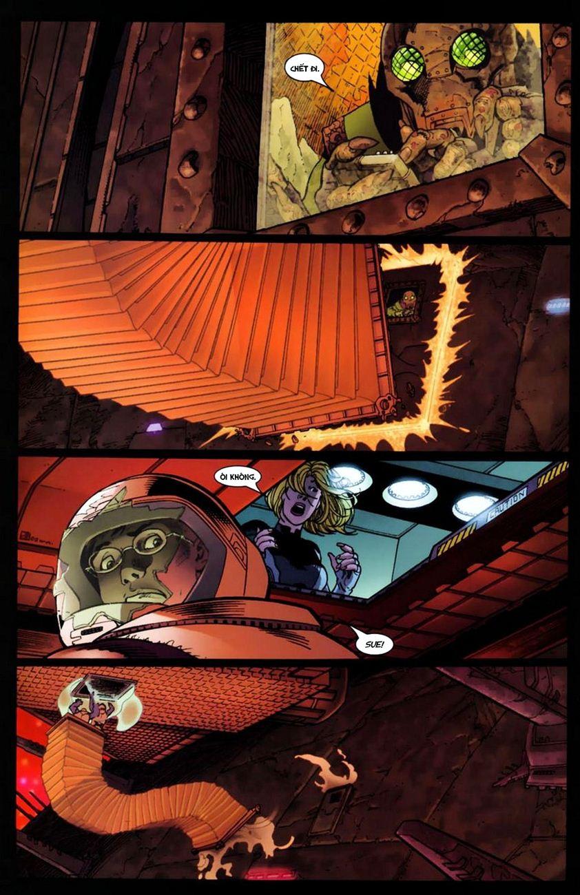 Ultimate Fantastic Four chap 17 - Trang 17