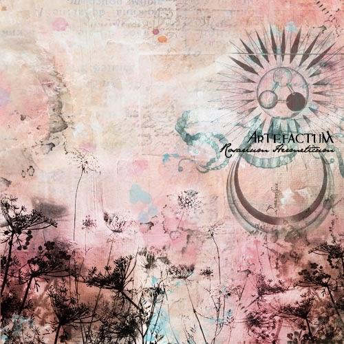Artefactum 'Rosarium Hermeticum' CD