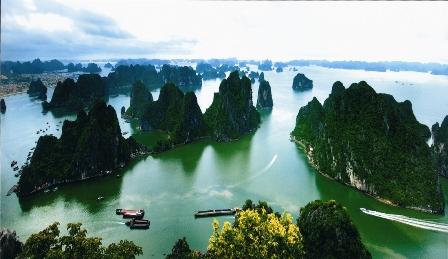 Vịnh Hạ Long,bãi biển Vịnh Hạ Long,Ha Long bay,Các bãi biển đẹp tại Việt Nam