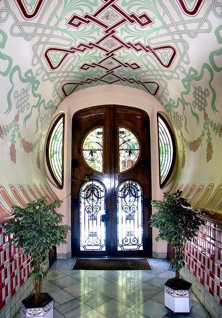 Amazing hallway