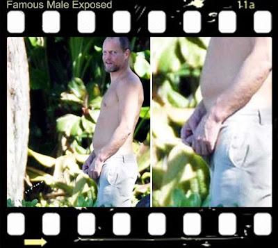woody harrelson nude pics