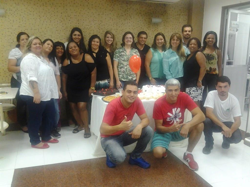 HCTCO promove homenagem à equipe de Nutrição