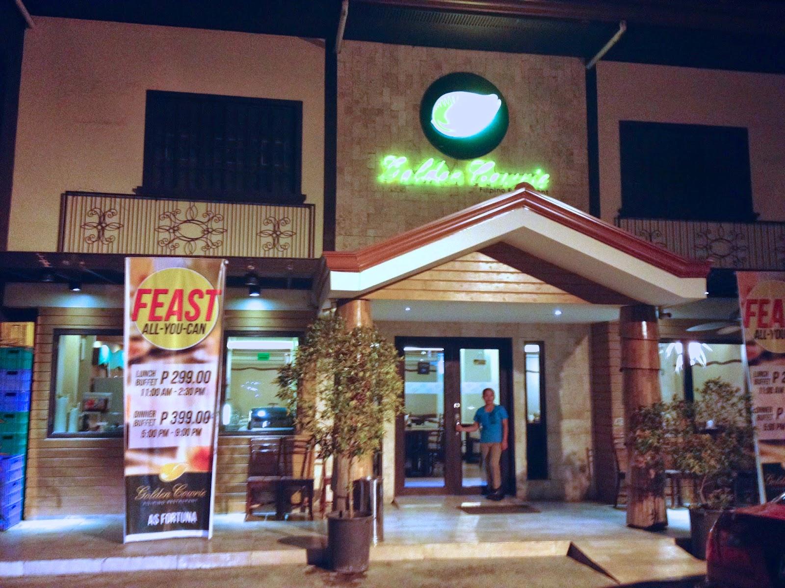 Eat All You Can Restaurant In Cebu Feast All You Can At Golden Cowrie Mandaue Kalami Cebu