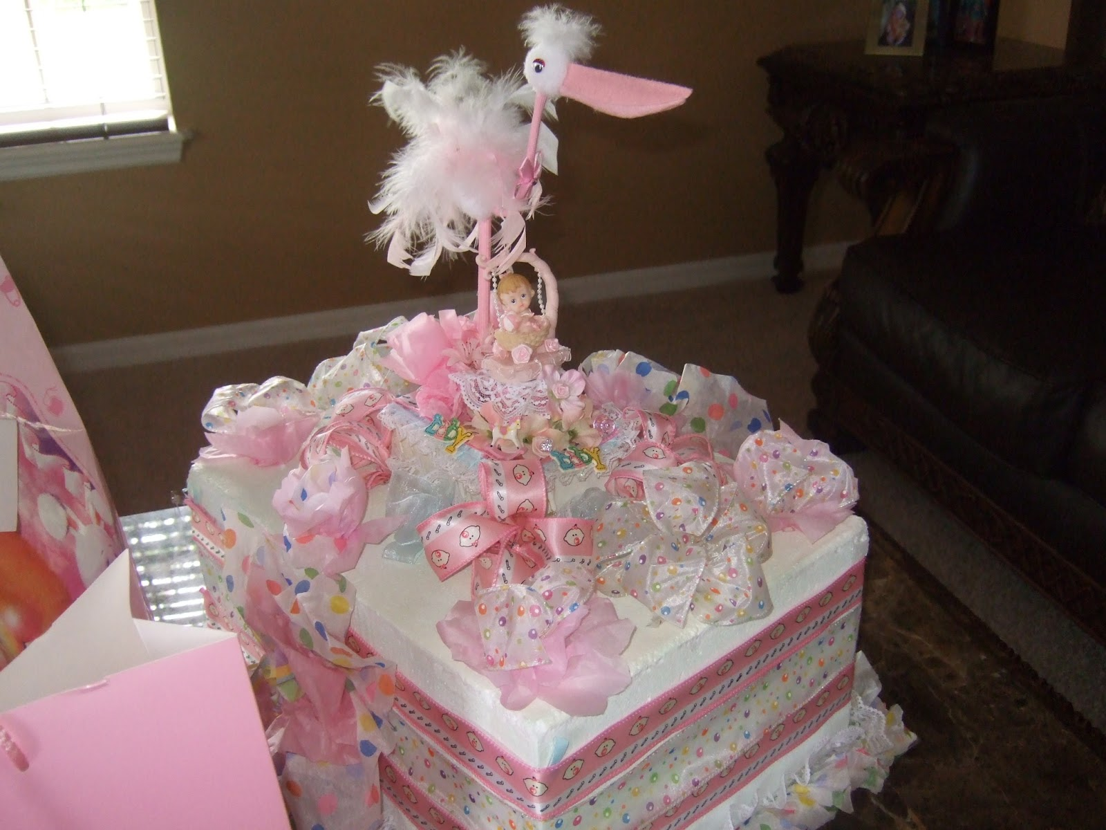 Decoration ideas for baby shower best baby decoration for Baby cakes decoration ideas